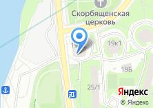 Компания «Салон ортопедических изделий» на карте