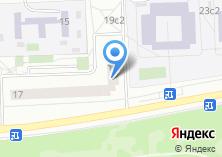 Компания «Мосрембыт» на карте