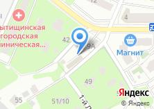 Компания «Дача Косенковых» на карте