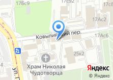 Компания «АТ-Групп» на карте