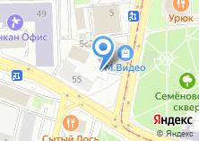 Компания «МВ Стиль» на карте