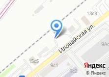 Компания «Pit stop service» на карте