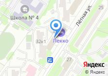 Компания «Lecco» на карте