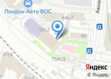 Компания «ОИСТ» на карте