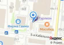 Компания «Пик Зебра» на карте