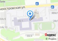 Компания «РГСУ» на карте