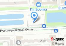 Компания «Шиномонтажная мастерская на Новочеркасском бульваре» на карте