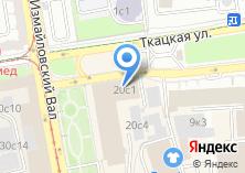 Компания «Московский Фарфор» на карте