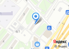 Компания «ОДС Инженерная служба Ярославского района» на карте