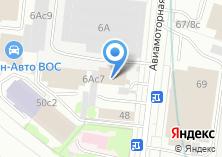 Компания «ВСВ» на карте