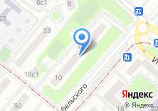 Компания «Участковый пункт полиции район Богородское» на карте