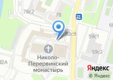 Компания «Надвратная церковь Толгской иконы Божией Матери» на карте