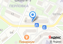 Компания «Ателье по ремонту и пошиву одежды Аллы Талановой» на карте