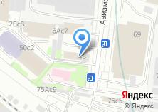Компания «ТМ-Авто» на карте