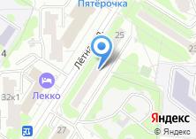 Компания «ЖРЭУ №1» на карте