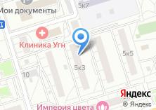 Компания «Галла-ВИК» на карте