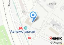 Компания «Кросна» на карте