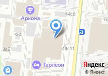 Компания «Русконбельт» на карте