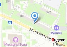 Компания «Участковый пункт полиции район Печатники» на карте