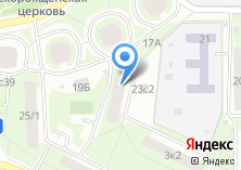 Компания «Жилищник района Печатники» на карте