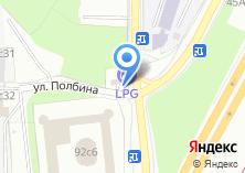Компания «АЗС Zhiguli» на карте