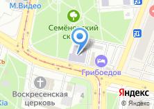 Компания «Московский университет государственного управления» на карте