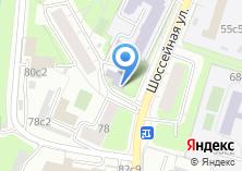 Компания «Детская музыкальная школа им. М.И. Глинки» на карте