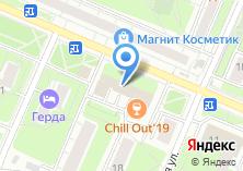 Компания «Остмаркет» на карте