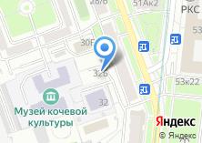 Компания «Гамма-КС» на карте