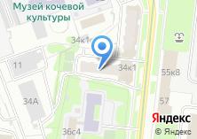 Компания «КОМПАНИЯ КЛИН КЛИНОМ» на карте