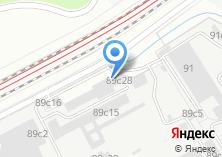 Компания «ЛСР Строительство-М» на карте