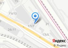 Компания «АРЕНДА МАНИПУЛЯТОР - Аренда манипулятора в Москве и Московской области» на карте