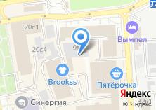 Компания «ВЭРОНД» на карте