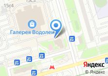 Компания «Отек-Авиа» на карте