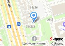 Компания «Атм авто шоп» на карте