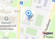 Компания «РАК» на карте