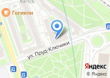 Компания «Центр по работе с населением по месту жительства Лефортово» на карте