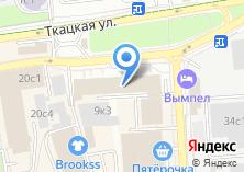Компания «Эксллер» на карте