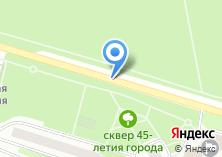 Компания «Видновская городская похоронная служба» на карте