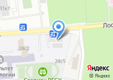 Компания «Denkos» на карте