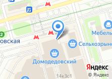 Компания «Кулинария» на карте