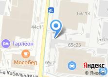Компания «Am-Garage» на карте