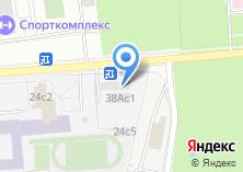 Компания «Докар» на карте