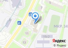 Компания «Erdotex» на карте