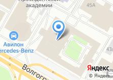 Компания «Московское аэрогеодезическое предприятие» на карте