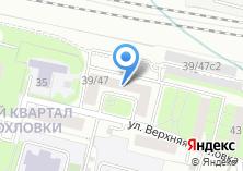 Компания «Стальконструкция-В» на карте