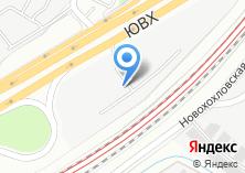 Компания «Витекс» на карте