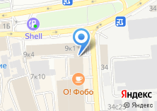 Компания «Itvy» на карте