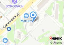 Компания «Магазин детских товаров на Юбилейной» на карте