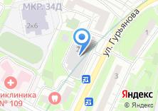 Компания «Рубен» на карте